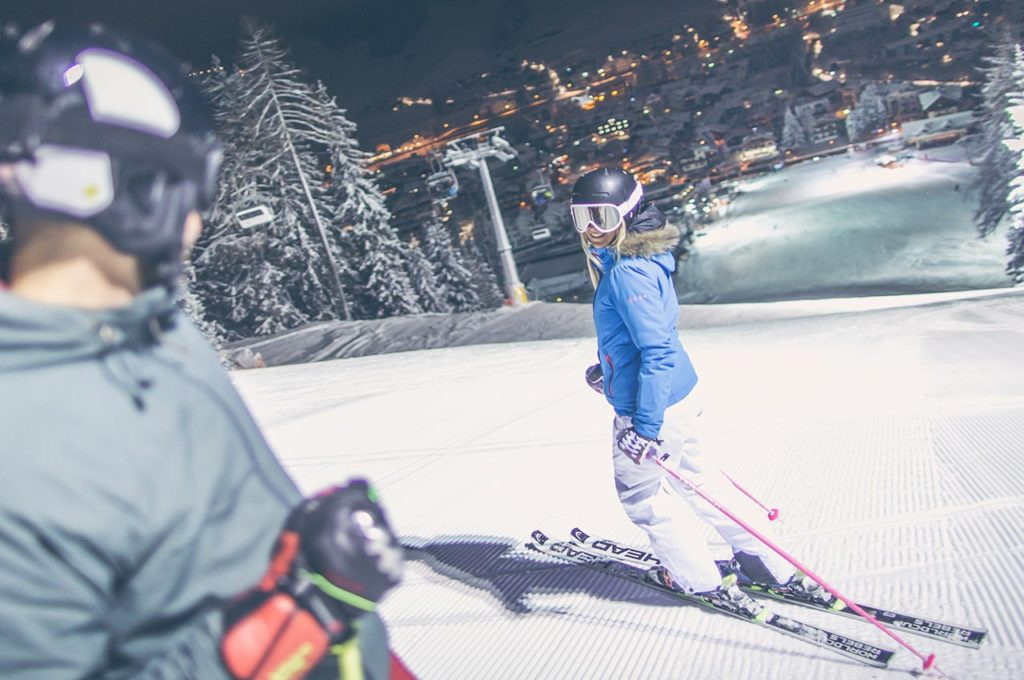 night-skiing-at-the-baranci-mountain